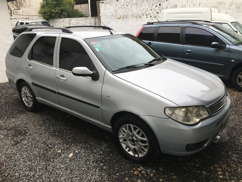 fiat palio weekend 1.7 elx - liv motors