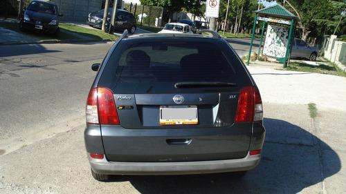 fiat palio weekend 1.7 td elx modelo 2006 sin detalles