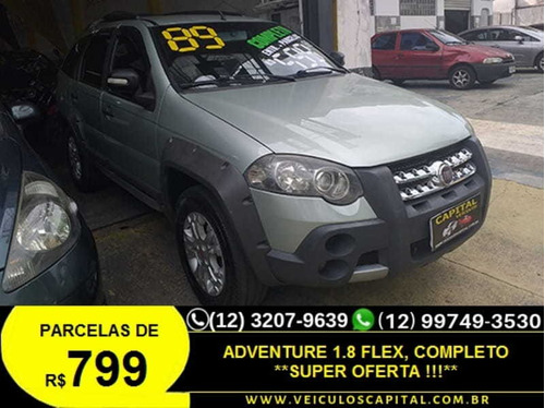 fiat palio weekend 1.8 adventure locker 8v 4p