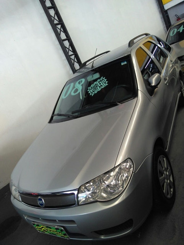 fiat  palio weekend 2008 1.8 hlx flex 5p
