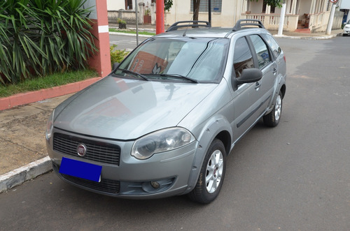 fiat palio weekend 2011 1.6 16v trekking flex 5p
