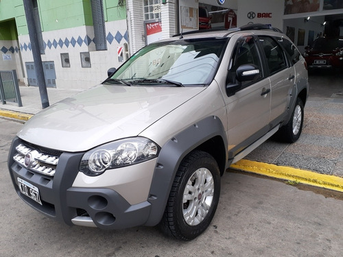 fiat palio weekend adventure 1.6 2011 59000 km impecable
