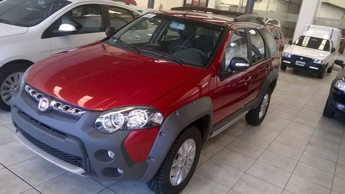 fiat palio weekend adventure 1.6 2018 bordeaux nafta.kpm