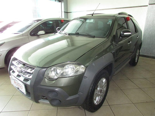 fiat palio weekend  adventure 1.8 dualogic 16v 2011