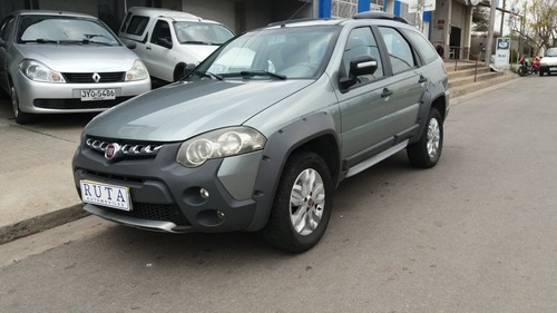 fiat palio weekend adventure automática full