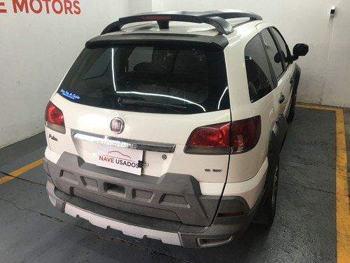 fiat palio weekend adventure1.6 2013 blanco mfr