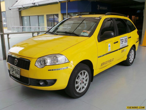 fiat palio weekend atractive mt 1400cc aa abs ab