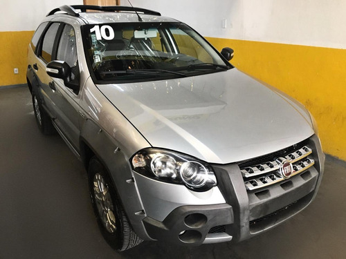 fiat palio weekend dual adv. locker 1.8 completo 2010