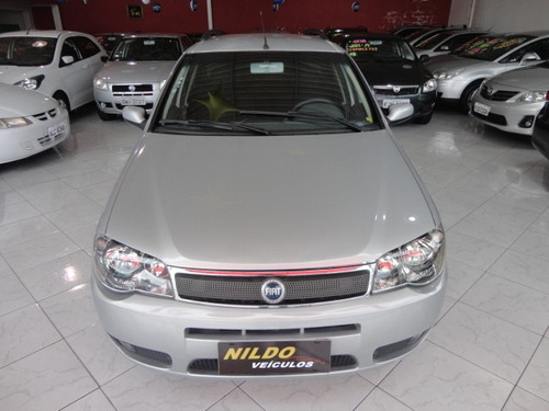 fiat - palio weekend elx 1.4 flex completa