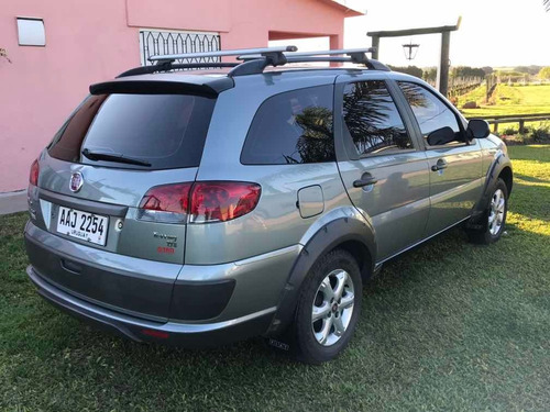 fiat palio weekend full