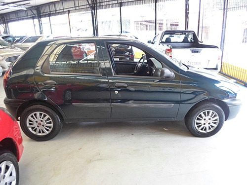 fiat palio young 4p completo 2001