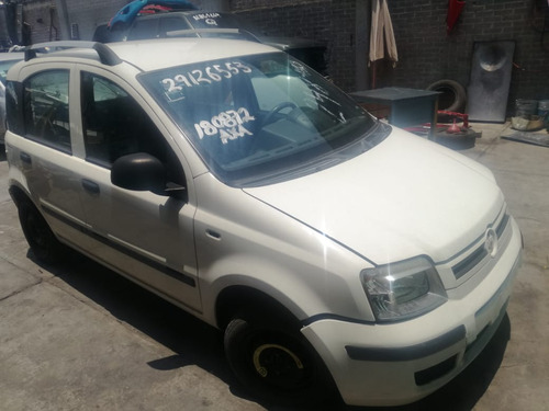 fiat panda 1.2 dynamic dualogic mt 2011