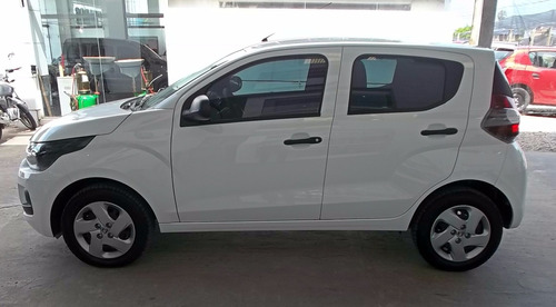 fiat - plan 100% mobi easy pack top 2017 0 km blanco