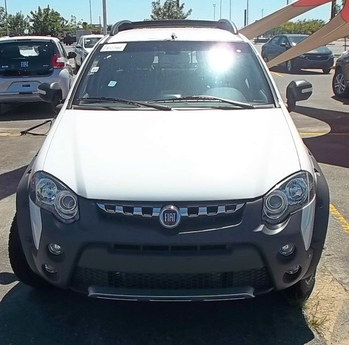 fiat plan 100% strada adventure 1.6 2018 0 km blanco