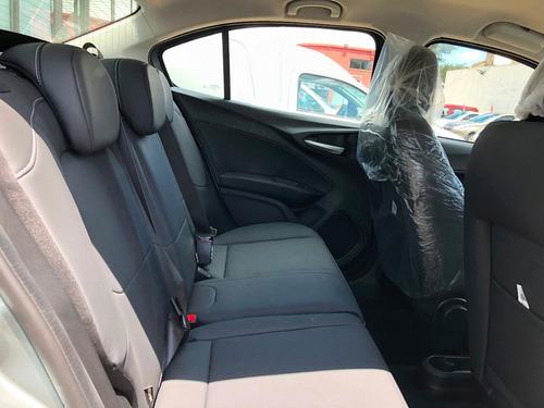 fiat - plan cronos drive 1.3 0km gris claro plata 5 puertas