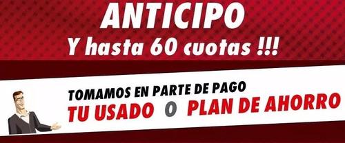 fiat - plan de strada working 1.4 usado+ cuotas !!
