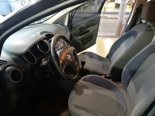 fiat punto 1.4 atractive top gnc 5ta  2013 impecable¡
