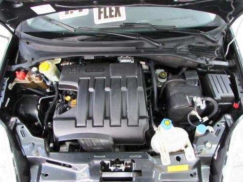 fiat punto 1.4 attractive flex 5p 2012 completo 79000 km