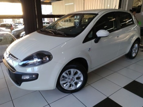 fiat punto 1.4 attractive flex 5p