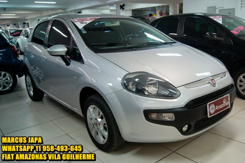 fiat punto 1.4 attractive flex 5p kit italia