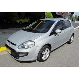 Fiat Punto 1.4 Attractive Flex 72.000 Km + Rodas + Abs