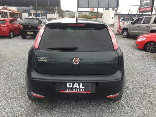 fiat punto 1.4 attractive italia flex 5p 2015