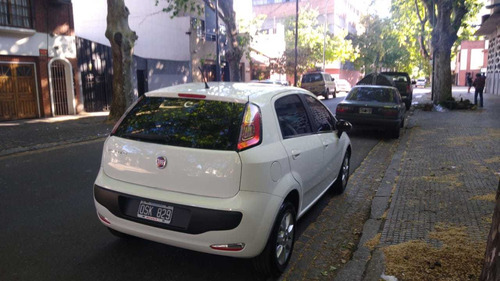 fiat punto 1.4 attractive pack top 2015
