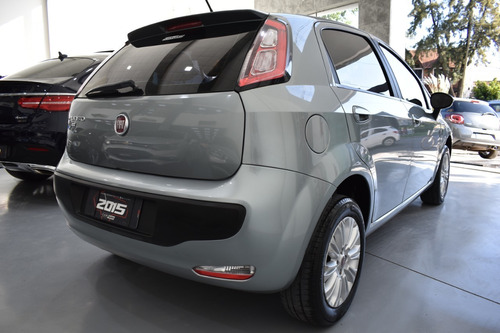 fiat punto 1.4 attractive pack top - carcash