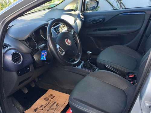 fiat punto 1.4 attractive pack top uconnect 2016