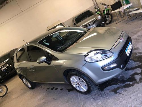 fiat punto 1.4 attractive pack top uconnect 2017