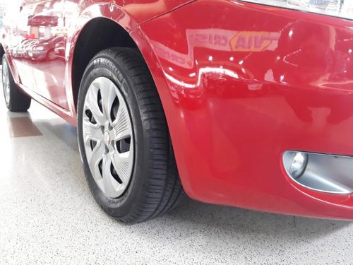 fiat punto 1.4 elx flex 5p 2008 com multimídia e pneus novos