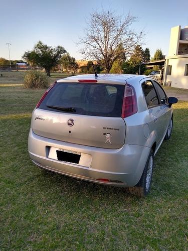 fiat punto 1.4 unico dueño primera mano attractive 2012