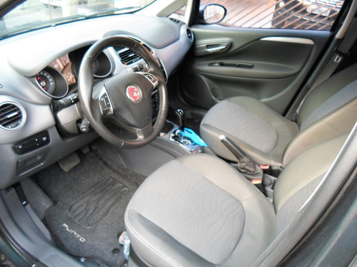 fiat punto 1.6 16v essence flex dualogic - impecável !!