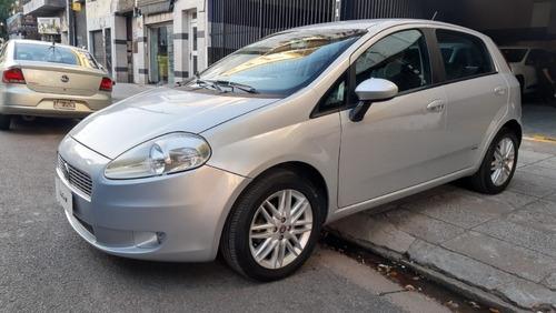 fiat punto 1.6 essence c/gnc - dubai autos