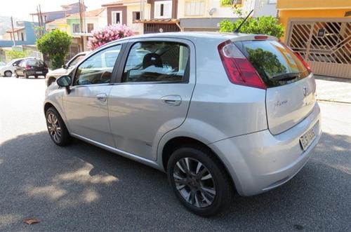 fiat punto 1.8 essence 16v flex 4p manual 2010/2011