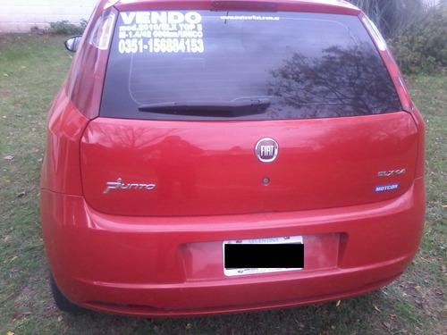 fiat punto 2010 motor 1.4 elx top ii