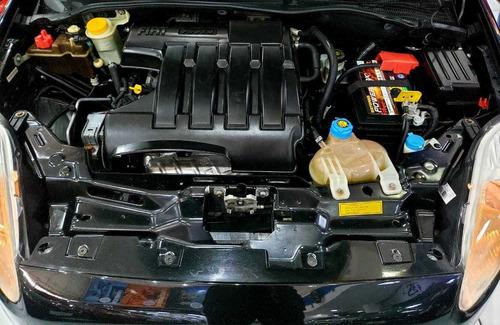 fiat punto 2010 motor 1.4 flex preto 5p