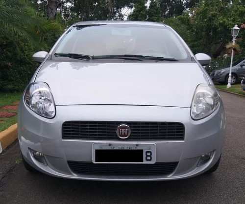 fiat punto 2011 1.4 attractive flex 5p