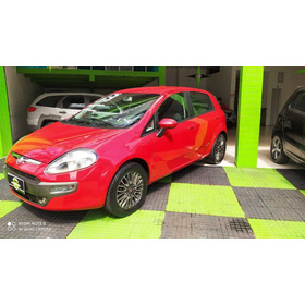 Fiat Punto 2013 1.4 Attractive Flex 5p