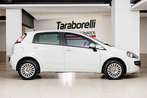 fiat punto 2014 1.4 attractive pack top