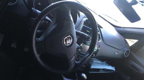 fiat punto 2017 kit airbag motor caixa de cambio sucata