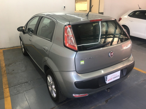 fiat punto atracttive top 2015 gris ooo