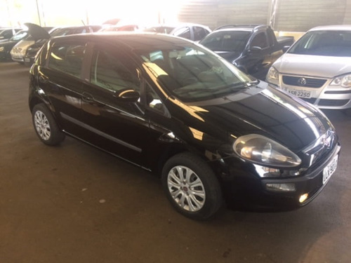 fiat punto attractive 1.4 flex 2014