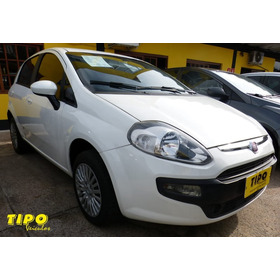 Fiat Punto Attractive 1.4 Flex 2015