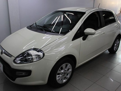 fiat punto attractive 1.4 flex, iti1924