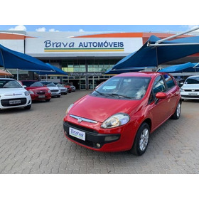 Fiat Punto Attractive 1.4 Flex, Jkg2042