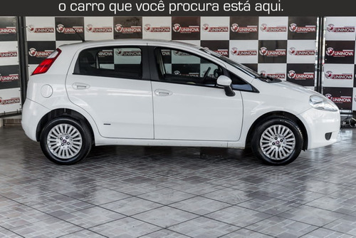 fiat punto attractive 1.4 flex mec. 2011