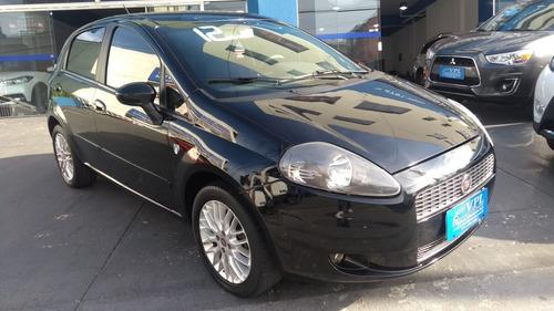 fiat punto attractive 1.4 itália flex 5p 2012 / 2012