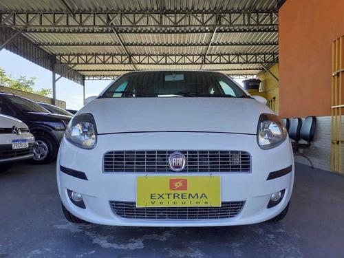 fiat punto attractive italia 1.4 8v 2012