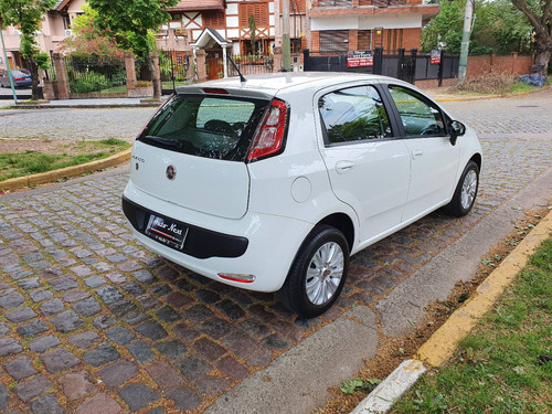 fiat punto attractive uconnect 1.4n 2016 pat.2019